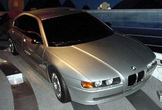 Ultra Rare 1993 E38 7 Series Concept